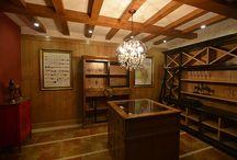 Cave à Vin française - French Wine Cellar