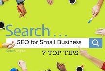 Seo tips for small business / Simple and straightforward search engine optimisation tips for small businesses.