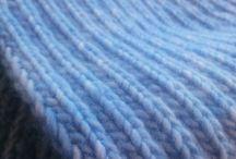 knitting with Malabrigo