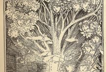 Zeichnungen aus alter Zeit