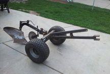 utstyr firhjuling