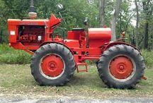 custom tractors