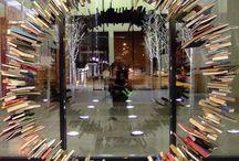 vinduer sko, garn, bøger