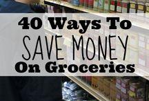 MONEY SAVERS / Lotsa ways to save money!