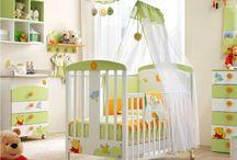 Neonati e bimbi: l'arredamento