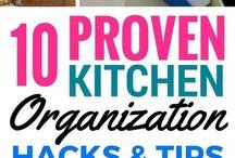 Organisera i kök