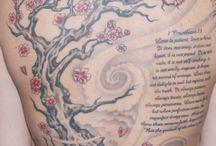 Tattoos / by Tamara Brady