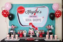 Soda shoppe partytjie