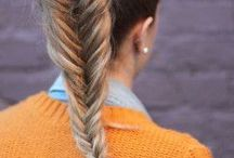Fishtails / This braid goes with everything.