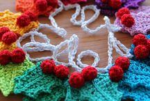 Crochet guirnalda