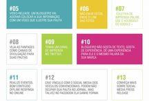 Midias digitais & Infográficos / #infograficos #midia digitais #redesocial #redessociais