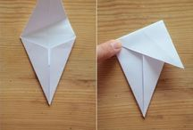 joulu origami