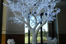 Light Tree Feature Pieces