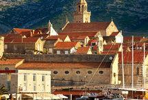 Boat called Katarina Croatia -Korcula our Motherland