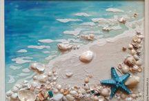 морские поделки