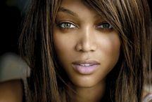 tyra hair and makeup
