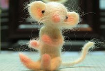 Needle Felting / by Susan Mitchell