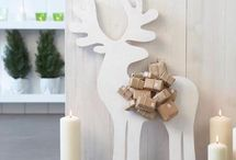 Idee natalizie / come creare nella casa l'atmosfera casalinga
