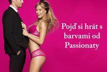 Kouzlo Passionaty / Francouzské spodní prádlo pro mladé ženy a dívky - http://www.oxalisdessous.cz/c/znacky/passionata