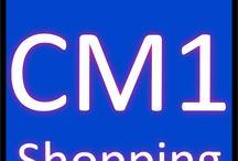 CM1 Shopping / Sales CM1 Postcode district Chelmsford