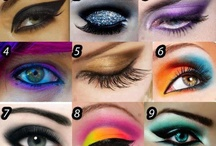 make up / i love these and so going to try them