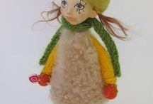 Bambole da collezione (ART dolls) / bambole