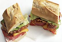 Recipes: Sandwiches / by On My Plate