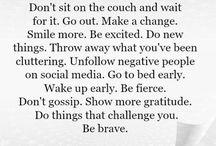 Life motivation