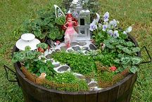 Child friendly outdoor space