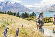 NZ Cycling & MTB'ing