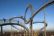 Amusement park rides / by Rebecca Reid