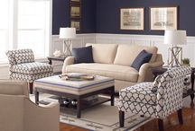 5 Ways to Use Slipper Chairs / This classic chair can work in any room. We show you how! > http://wayfair.ly/19q5CtF / by Wayfair.com