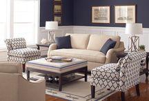 Καθιστικό σαλόνι living room