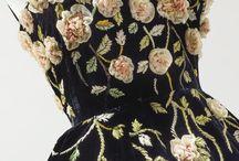 robe fleur