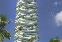 nature buildings