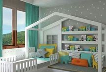 Interiors: Kid's room