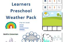 Kiddy Learning / Activities and projects to do at home to encourage and improve learning