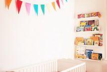 Kid's Room Ideas // Ideen fürs Kinderzimmer / Einrichtingsideen fürs Kinderzimmer