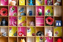 Trinkets display ideas