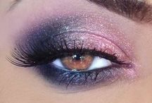 Makijaż galaxy