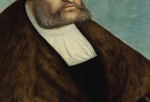 Lucas Cranach's portraits