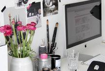 Büro einrichten / Büro einrichten, Büro Organisation, Home Office, Work, Office, Arbeit, Traumbüro, Dream Office