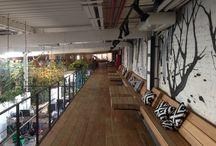 Офисные пространства / Примеры хорошего дизайна офисов и рабочих пространств.