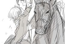 Jean x Armin