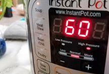 Instant Pot meals