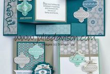 Christmas cards - stampin up