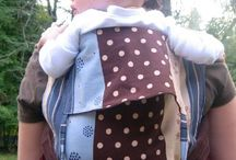 Babywearing Board / by Amy Storey
