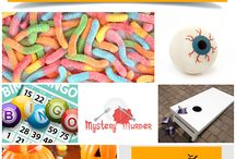 Halloween / Spooky, scary or silly. Halloween has it all. Fun games, easy recipes and more.