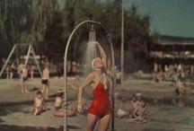 Vintage Beach & Swim Wear / Cruise, resort, beach, and swim wear.