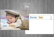 Naissance / Faire-part naissance made by Jolis Jours